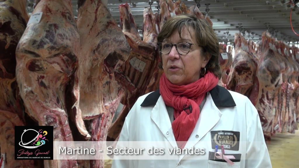 Martine stratégie gourmet